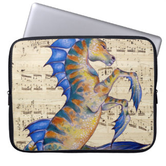 Song of Ocean Laptop Sleeve