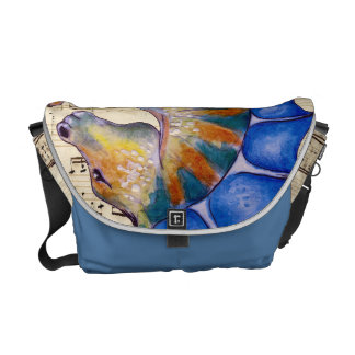 Song of Ocean Messenger Bags