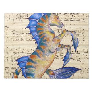 Song of Ocean Notepad