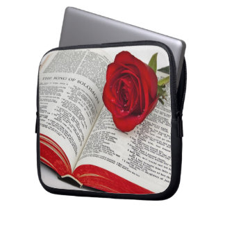 Song Of Solomon Electronics Bag