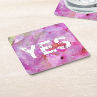 Song of Songs chapitre 7 Square Paper Coaster