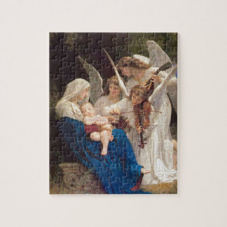 Song of the Angels Christmas Jigsaw Puzzle