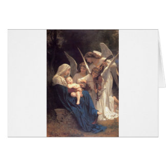 Song of the Angels - William-Adolphe Bouguereau Card