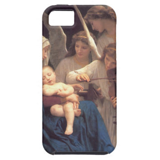 Song of the Angels - William-Adolphe Bouguereau Case For The iPhone 5