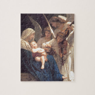 Song of the Angels - William-Adolphe Bouguereau Jigsaw Puzzle