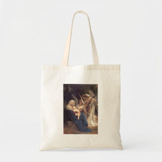 Song of the Angels - William-Adolphe Bouguereau Tote Bag