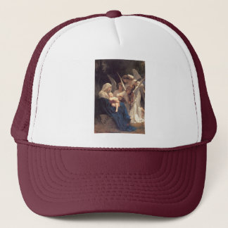 Song of the Angels - William-Adolphe Bouguereau Trucker Hat