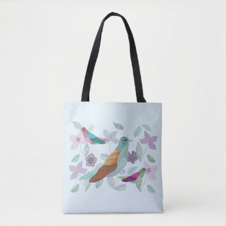 Song of the Bird Tote Bag