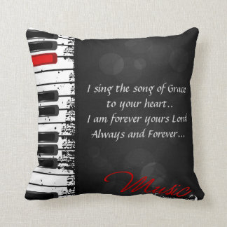 Song of the Heart Decoratve Pillow