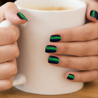 Song of the Mountain Minx Nail Art