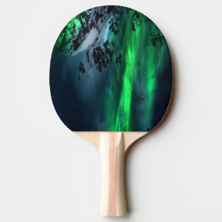 Song of the Mountains Ping Pong Paddle
