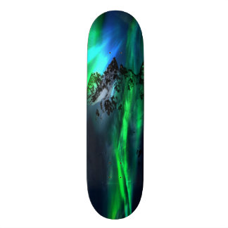 Song of the Mountains Skateboard