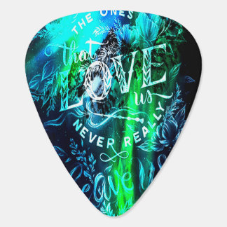 Song of the Mountains The Ones that Love Us Guitar Pick