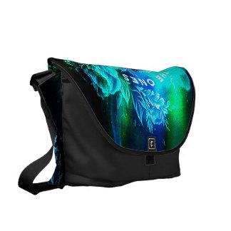 Song of the Mountains The Ones that Love Us Messenger Bags