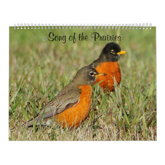Song of the Prairies Calendars