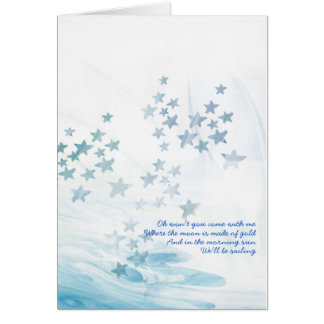 Song of the sea card