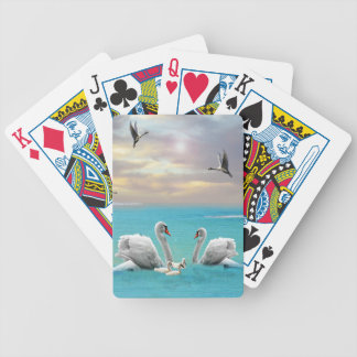 Song Of The White Swan, Bicycle Playing Cards