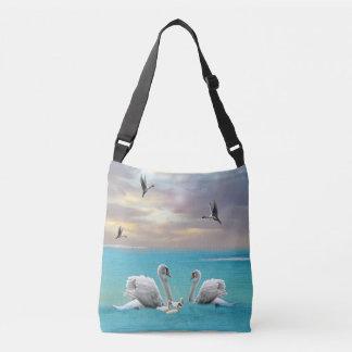 Song Of The White Swan, Crossbody Bag