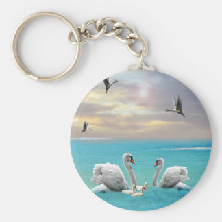 Song Of The White Swan, Keychain