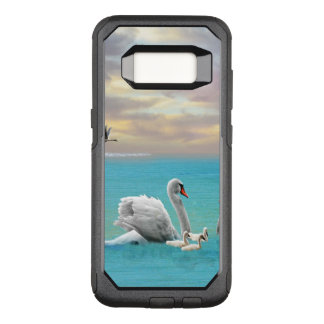 Song Of The White Swan, OtterBox Commuter Samsung Galaxy S8 Case
