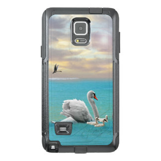 Song Of The White Swan, OtterBox Samsung Note 4 Case