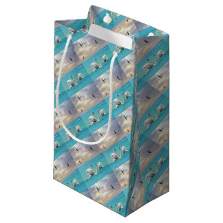 Song Of The White Swan, Small Gift Bag