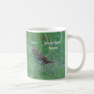 Song Sparrow Coffee Mug
