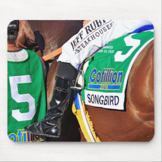 Songbird- Cotillion 16' Mouse Pad