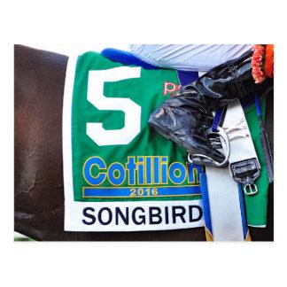 Songbird- Cotillion 16' Postcard