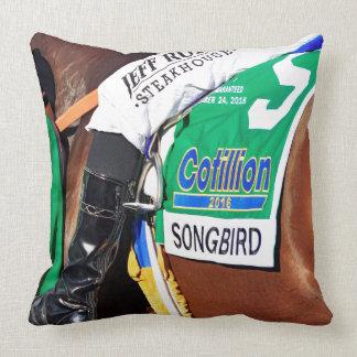 Songbird- Cotillion 16' Throw Pillow