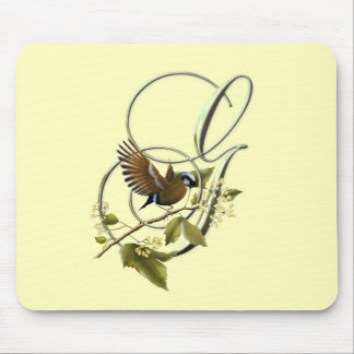 Songbird Initial G Mouse Pad