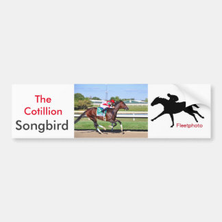 Songbird & Smith Bumper Sticker