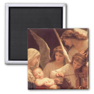 Songs of the Angels Christmas Magnet