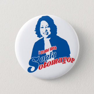 Sonia Sotomayor Button