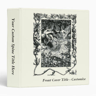 Sonnet # 18 by William Shakespeare 3 Ring Binders