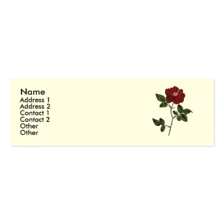 Sonnet 18 by William Shakespeare Business Card