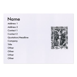 Sonnet # 18 by William Shakespeare Large Business Cards (Pack Of 100)