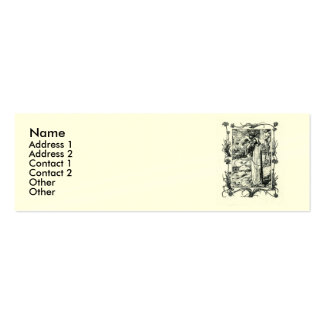 Sonnet # 18 by William Shakespeare Business Cards