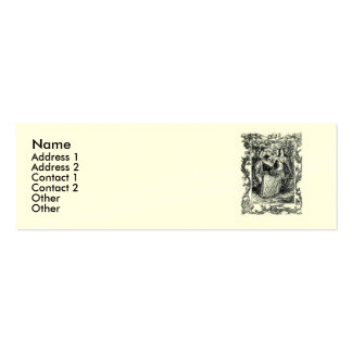 Sonnet # 18 by William Shakespeare Business Card Templates