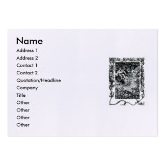 Sonnet # 18 by William Shakespeare Pack Of Chubby Business Cards