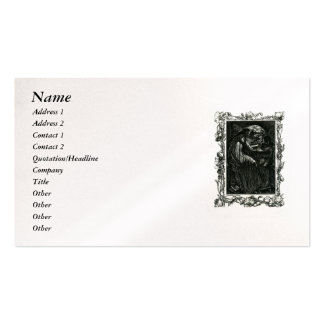 Sonnet # 18 by William Shakespeare Pack Of Standard Business Cards