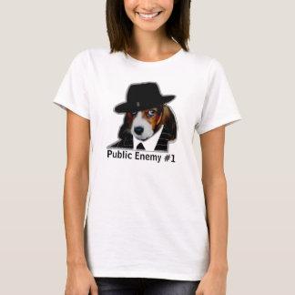 Sonny[1], Public Enemy #1 T-Shirt