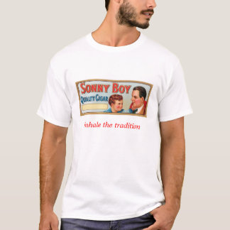 Sonny Boy cigars T-Shirt