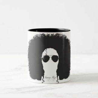 Sonny Rey Black/White Mug