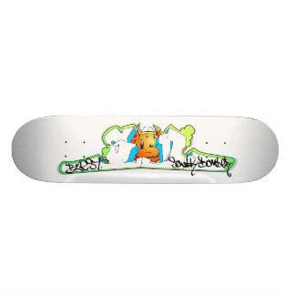 SonnyBomber Skateboard Deck