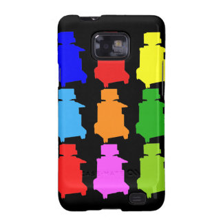 Sonographer Popart Gfits Galaxy SII Cases