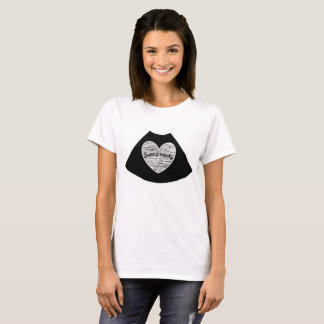 Sonography Heart Shirt