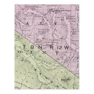 Sonoma County, California 10 Postcard