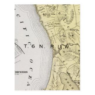 Sonoma County, California 14 Postcard