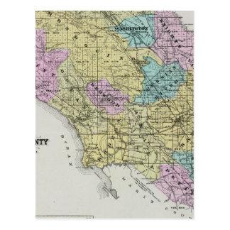 Sonoma County, California 18 Postcard